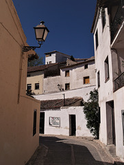 A Chinchón backstreet.