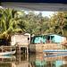 Village maritime du Nicaragua