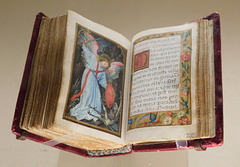 Book of Hours by Simon Bening in the Cloisters, October 2017