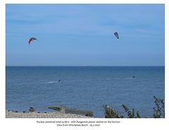 Winchelsea wind surfers 29 7 2007