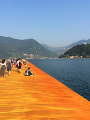 Live from the Floating Piers (1)