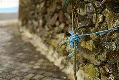 Penedos, Corda azul, Blue rope