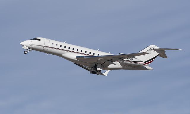 Bombardier Global Express N141QS