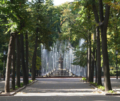 Chisinau-  Stephen the Great Central Park