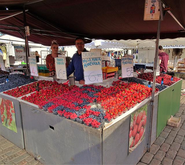 Finnish berries