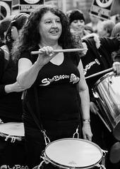 Anti-Trident Demonstration, 2013