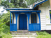 Новая Чертория, Крыльцо домика сторожа в имении Оржевских