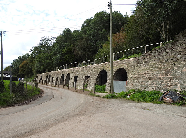Watton Limekilns, Monmouthshire-Brecon Canal, Brecon 23 August 2017