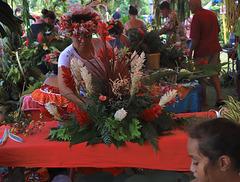 IMG 2950 Concours de bouquet à Huahine Pips