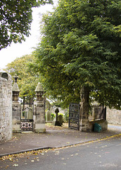 St Andrews, Eastern Cemetery