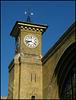 Kings Cross clock