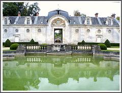Reflets au château de Bizy   (27)