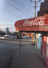 Coca-cola a la mexicana.