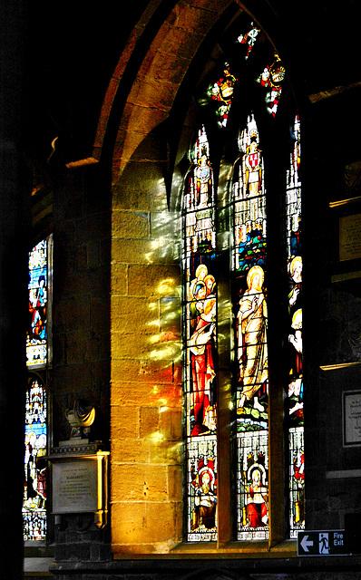 Windows Light and Golden