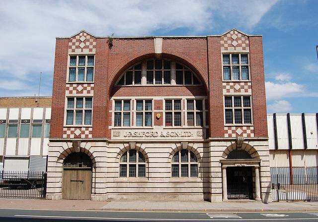 Ashford Stud Factory, No.16 Great Hampton Street, Birmingham, West Midlands