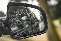 Finally some rain (28.07.2018)