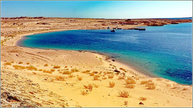 Sharm el Sheikh : il mar Rosso