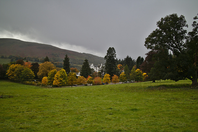 Blair Castle, Atholl