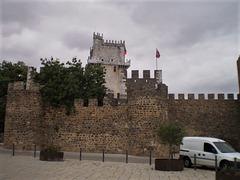 Beja Castle (13th century).