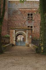maison forte - Bouligneux - Ain