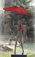 noch ein Schirm...