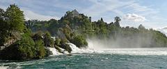 Switzerland - Schaffhausen, Rhine Falls