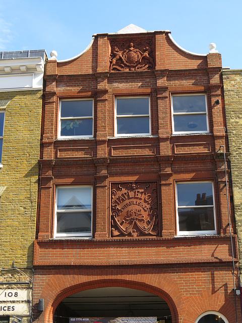 142 commercial street, spitalfields, london