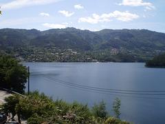 Caniçada Dam - Cávado River.
