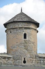 Каменец-Подольская Крепость, Ляская Башня с Западной стены