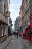 Honfleurs Gassen, Rue de l'Homme de Bois