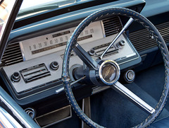 1957 Chevrolet Dash