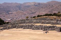 Incan walls of Saqsaywaman