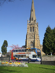 DSCF8974 Stagecoach Midlands ADL Trident/Enviro400