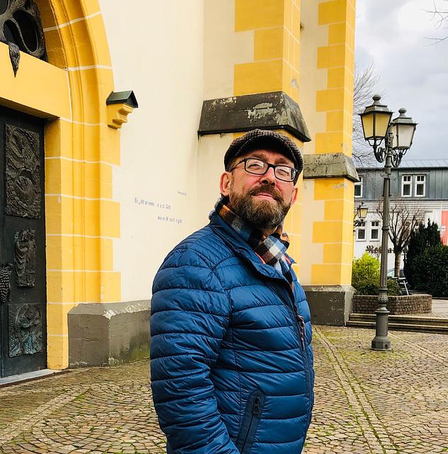 Vor St. Laurentius in Ahrweiler