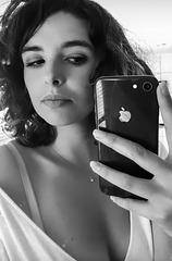 en mode selfy, Emma
