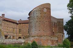 le château de Bouligneux - Ain