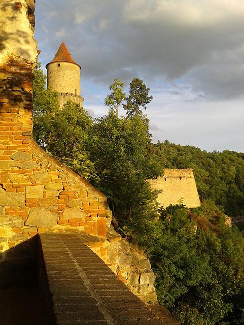 Burgo Zvíkov