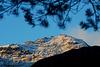 Snowdon from Nant Gwynant (in winter)