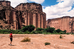 Talampaya Gorge