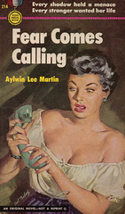 Aylwin Lee Martin - Fear Comes Calling