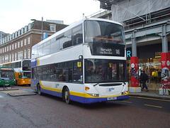 DSCF5856 Border Bus 207 (BB53 BUS) in Norwich - 11 Jan 2019