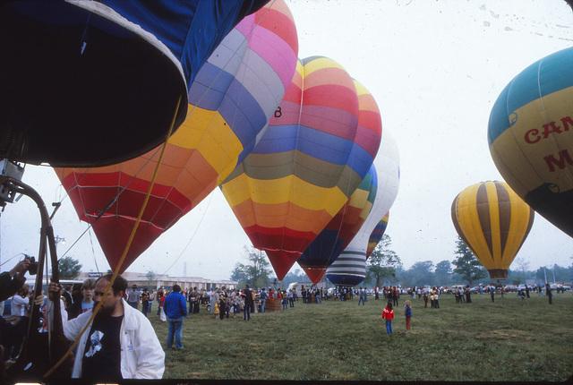 1980 Keystone Balloon Race