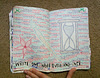 Wreck This Journal - Write One Word Over and Over Page