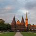 Classic Lübeck view