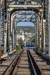 Matanzas - railway bridge