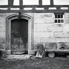Meuschenmühle Türe