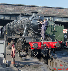 Great Central Railway Loughborough 18th August 2016