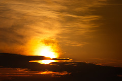 No surprise : sunrise