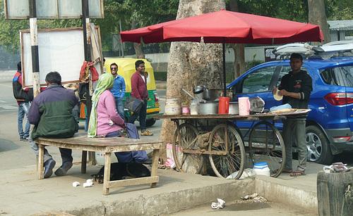 Delhi- Meals on Wheels