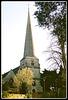 Saint Mary's church, Tetbury, Gloucestershire.